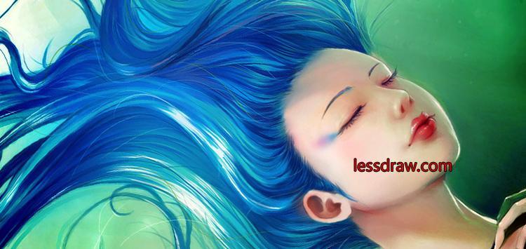 Рисуем в Photoshop CS6 (Урок) | 355x750