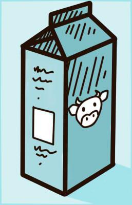 как нарисовать молоко поэтапно шаг 11