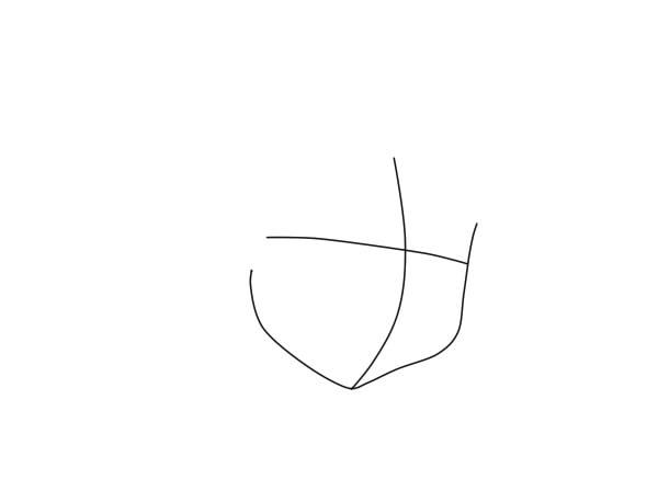 как нарисовать вакфу шаг 2