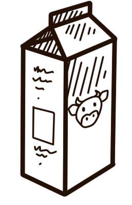 как нарисовать молоко карандашом шаг 9