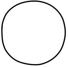 как нарисовать пони крошку бель шаг 1