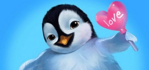 как нарисовать пингвина в фотошопе