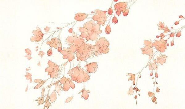 как нарисовать цветы акварелью шаг 2