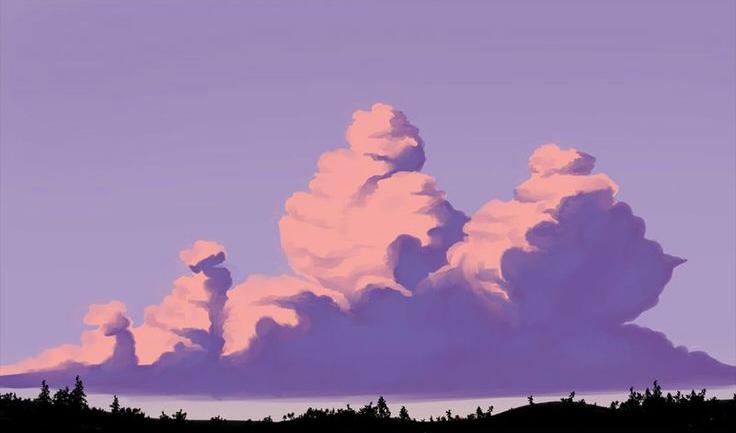 как нарисовать пейзаж поэтапно 7