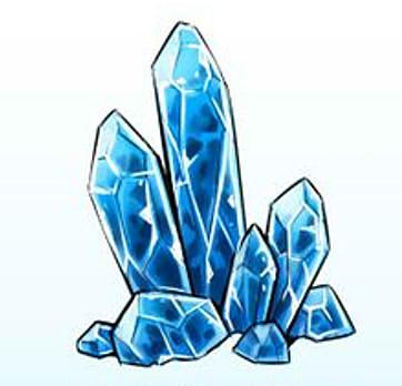 как нарисовать кристалл шаг 8