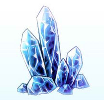 как нарисовать кристалл шаг 9