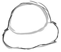 Как нарисовать Элвина поэтапно 2