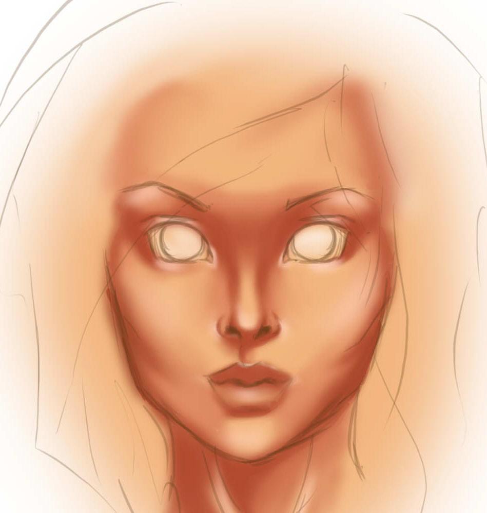 основы покраски кожи шаг 6