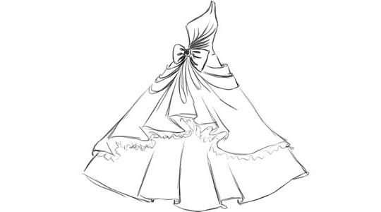 Платье как вид одежды