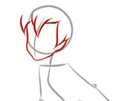 как нарисовать фею карандашом