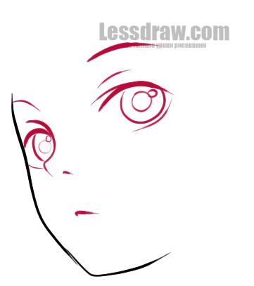 как нарисовать каре