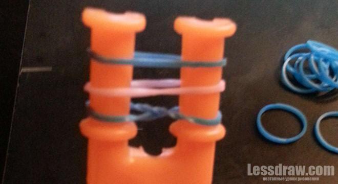 Как сделать мотор из резинок 283