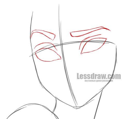 Как нарисовать Эльзу из Холодного Сердца