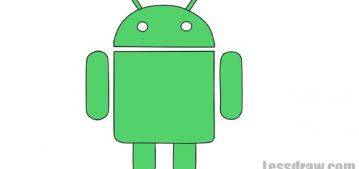 Как нарисовать андроид поэтапно