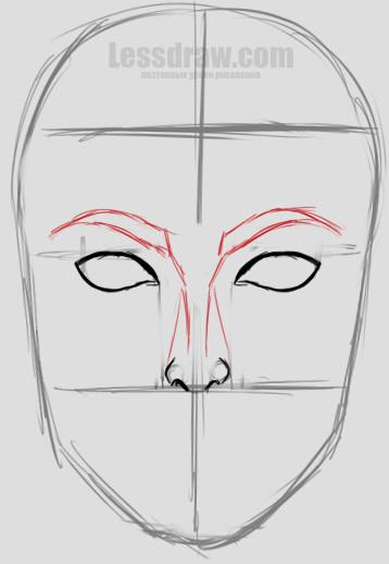 Как нарисовать 3д рисунок поэтапно видео
