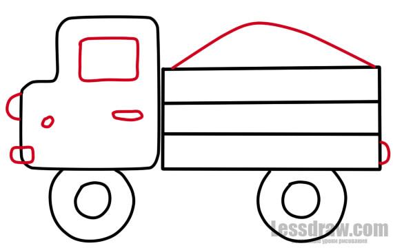 Как нарисовать бабушку карандашом поэтапно ребенку Lessdraw