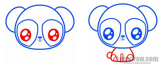 Картинки схема как плести браслеты из резинок на