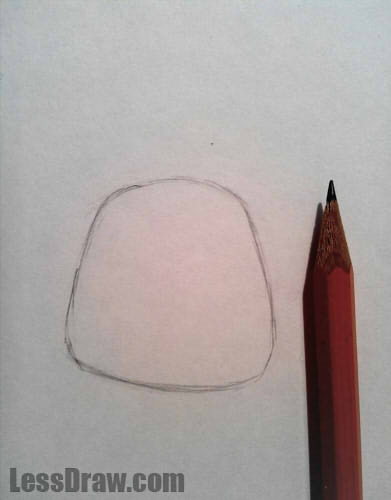 How To Draw Cute Bunny With Pencils Lessdraw