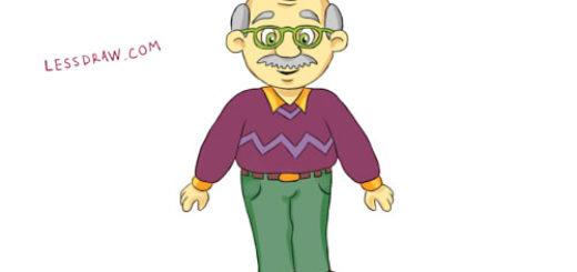 что нарисовать дедушке на день рождения